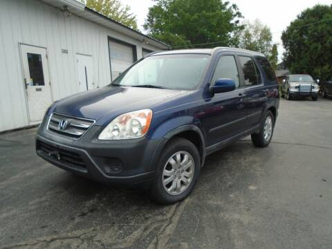 2005 Honda CR-V for sale at NORTHLAND AUTO SALES in Dale WI