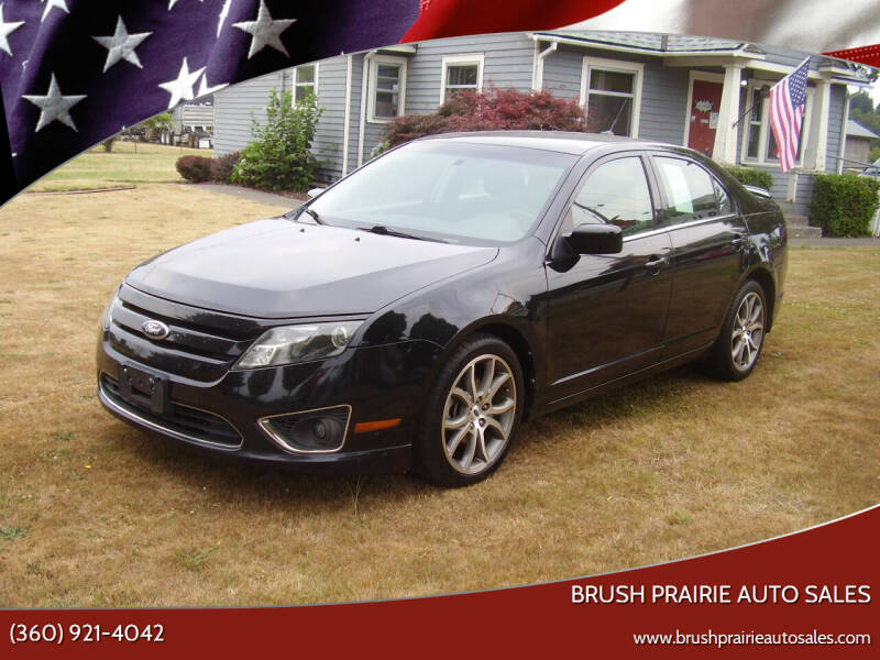 2011 Ford Fusion for sale at Brush Prairie Auto Sales in Battle Ground WA