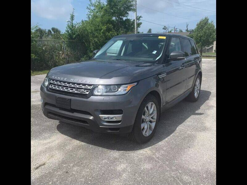2016 Land Rover Range Rover Sport for sale in Longwood, FL