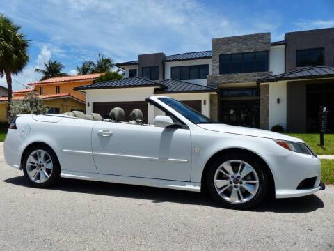 2009 Saab 9-3 for sale at Lifetime Automotive Group in Pompano Beach FL