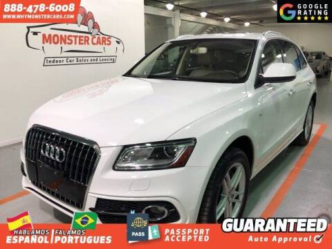 2015 Audi Q5 for sale at Monster Cars in Pompano Beach FL