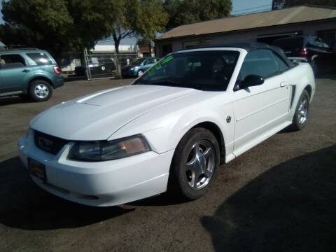 2004 Ford Mustang for sale at Larry's Auto Sales Inc. in Fresno CA