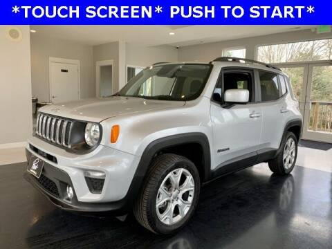 2019 Jeep Renegade for sale at Ron's Automotive in Manchester MD