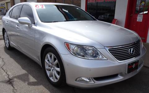 2007 Lexus LS 460 for sale at VISTA AUTO SALES in Longmont CO