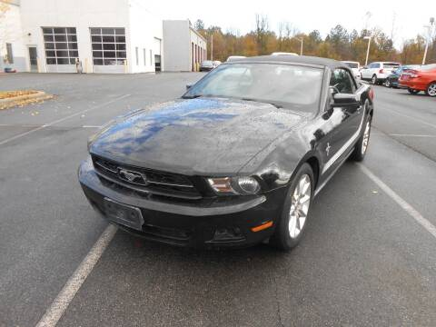 2011 Ford Mustang for sale at Auto America in Monroe NC