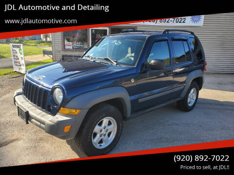2005 Jeep Liberty for sale at JDL Automotive and Detailing in Plymouth WI