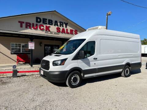 2017 Ford Transit Cargo REFRIGERATED for sale at DEBARY TRUCK SALES in Sanford FL