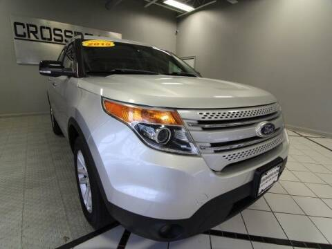 2015 Ford Explorer for sale at Crossroads Car & Truck in Milford OH
