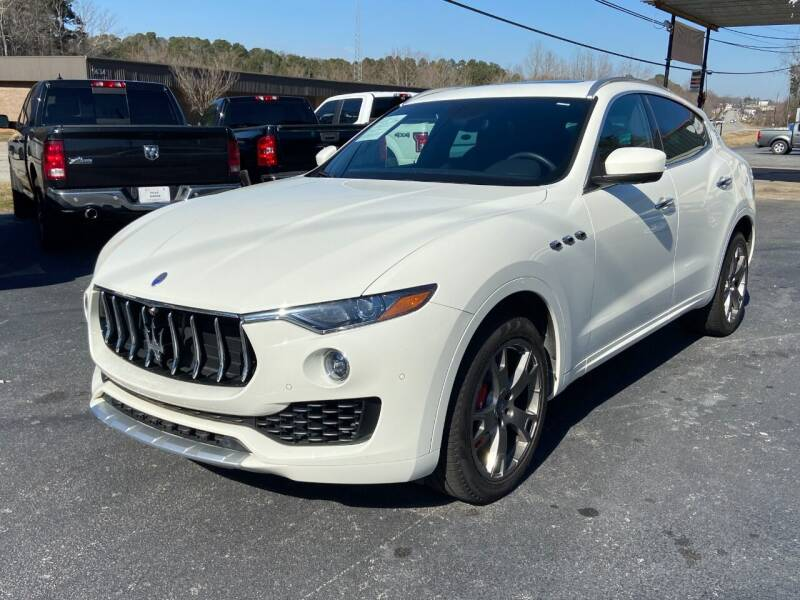 2017 Maserati Levante for sale at Luxury Auto Innovations in Flowery Branch GA