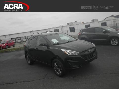2015 Hyundai Tucson for sale at BuyRight Auto in Greensburg IN