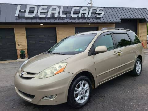 2006 Toyota Sienna for sale at I-Deal Cars in Harrisburg PA