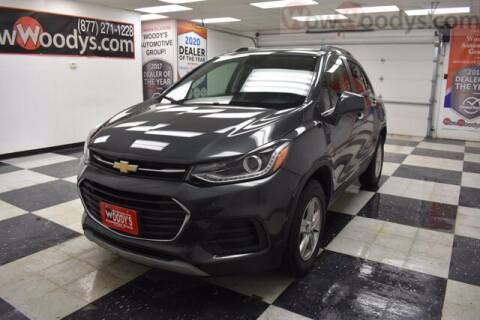 2017 Chevrolet Trax for sale at WOODY'S AUTOMOTIVE GROUP in Chillicothe MO