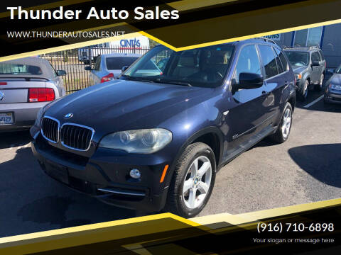 2007 BMW X5 for sale at Thunder Auto Sales in Sacramento CA