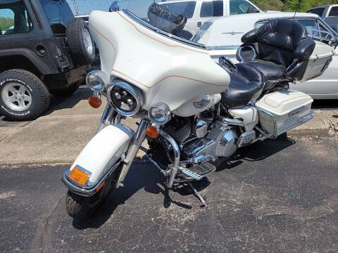 2003 Harley-Davidson Ultra Classic for sale at Cruisin' Auto Sales in Madison IN