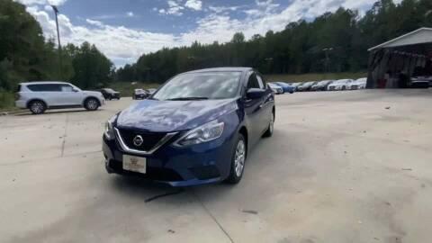 2017 Nissan Sentra for sale at Cj king of car loans/JJ's Best Auto Sales in Troy MI