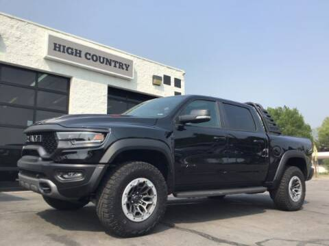 2021 RAM Ram Pickup 1500 for sale at High Country Motor Co in Lindon UT