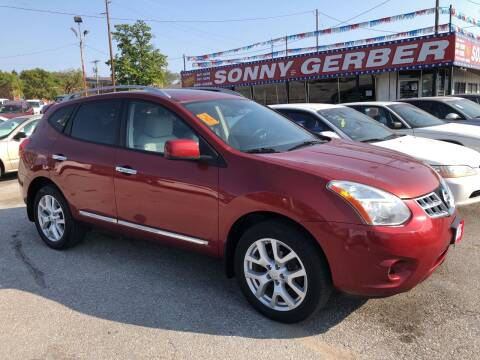 2011 Nissan Rogue for sale at Sonny Gerber Auto Sales in Omaha NE