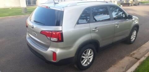 2014 Kia Sorento for sale at UR APPROVED AUTO SALES LLC in Tempe AZ