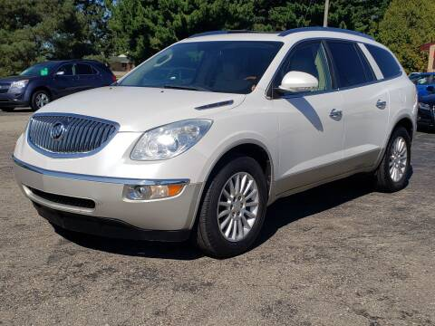 2008 Buick Enclave for sale at Thompson Motors in Lapeer MI