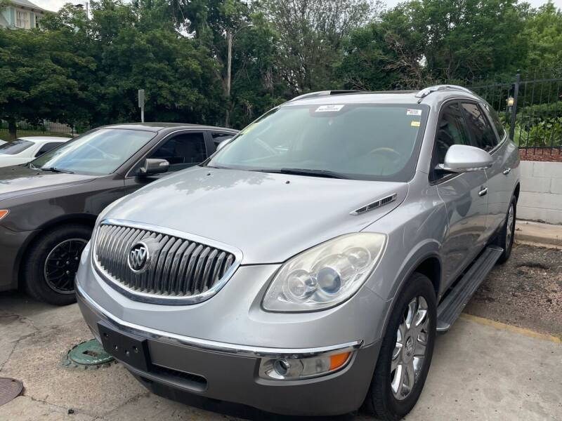 2010 Buick Enclave for sale at Capitol Hill Auto Sales LLC in Denver CO