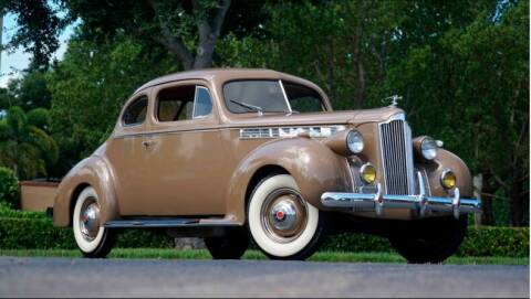 1940 Packard 110 COUPE for sale at Vintage Car Collector in Glendale CA