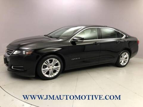 2015 Chevrolet Impala for sale at J & M Automotive in Naugatuck CT