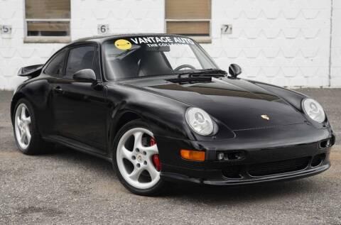1996 Porsche 911 for sale at Vantage Auto Group - Vantage Auto Wholesale in Moonachie NJ