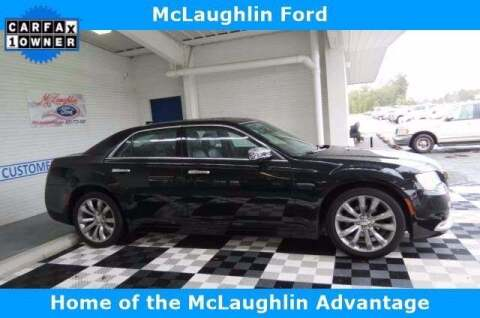 2019 Chrysler 300 for sale at McLaughlin Ford in Sumter SC