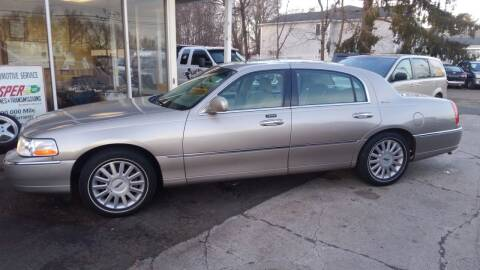 2003 Lincoln Town Car for sale at Guilford Auto in Guilford CT