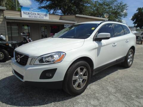 2010 Volvo XC60 for sale at New Gen Motors in Lakeland FL