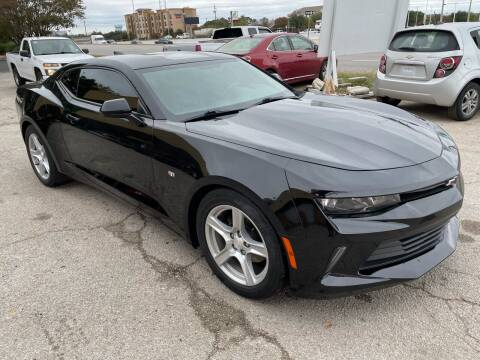 2016 Chevrolet Camaro for sale at Austin Direct Auto Sales in Austin TX