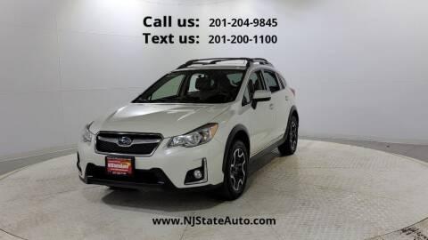 2017 Subaru Crosstrek for sale at NJ State Auto Used Cars in Jersey City NJ