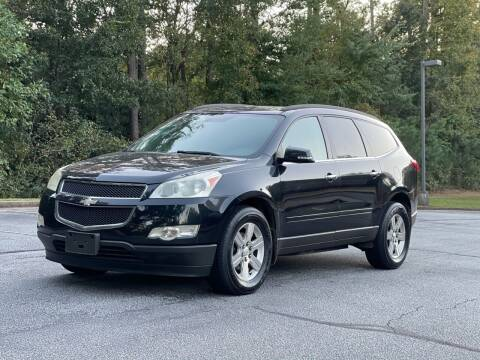 2011 Chevrolet Traverse for sale at Top Notch Luxury Motors in Decatur GA