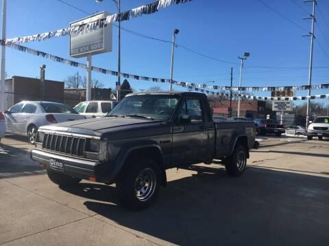 1989 Jeep Comanche for sale at Dino Auto Sales in Omaha NE