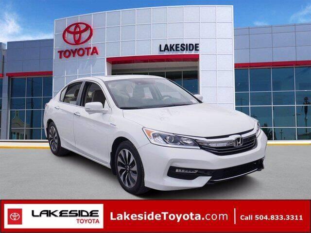 2017 Honda Accord Hybrid for sale in Metairie, LA