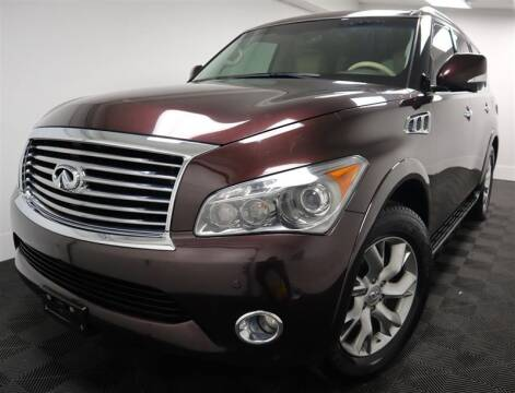 2012 Infiniti QX56 for sale at CarNova in Stafford VA