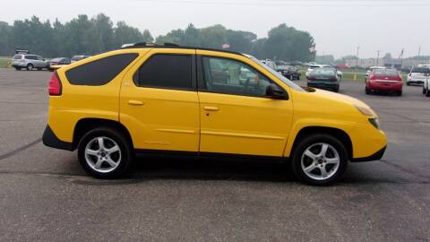 2002 Pontiac Aztek for sale at North Star Auto Mall in Isanti MN