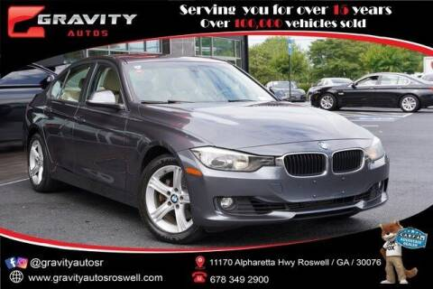 2013 BMW 3 Series for sale at Gravity Autos Roswell in Roswell GA