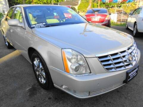 2009 Cadillac DTS for sale at Yosh Motors in Newark NJ
