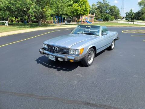 1982 Mercedes-Benz 380-Class for sale at Classic Car Deals in Cadillac MI
