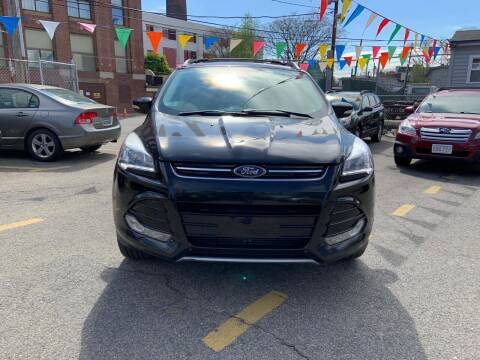 2013 Ford Escape for sale at Metro Auto Sales in Lawrence MA