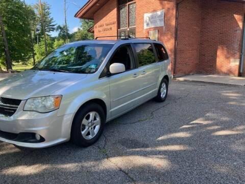 2011 Dodge Grand Caravan for sale at Beaver Lake Auto in Franklin NJ