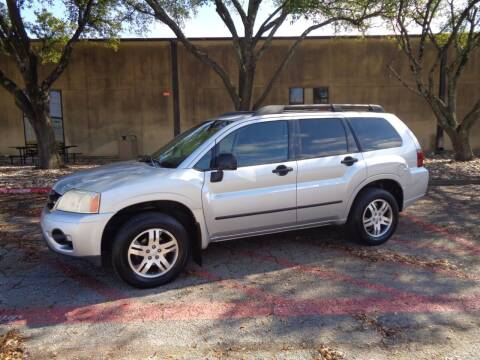 2006 Mitsubishi Endeavor for sale at ACH AutoHaus in Dallas TX