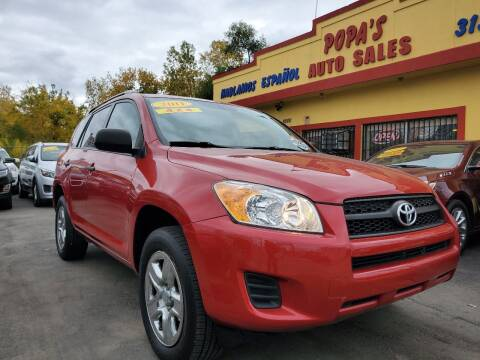 2011 Toyota RAV4 for sale at Popas Auto Sales in Detroit MI