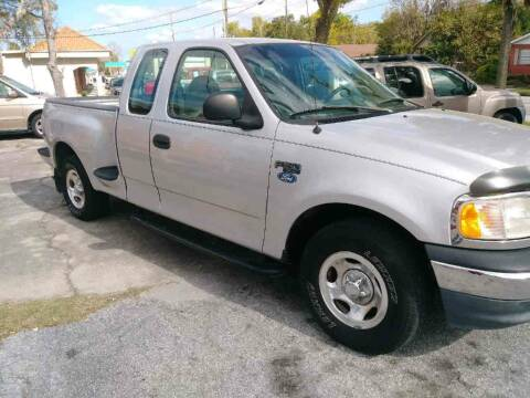 2000 Ford F-150 for sale at U-Safe Auto Sales in Deland FL