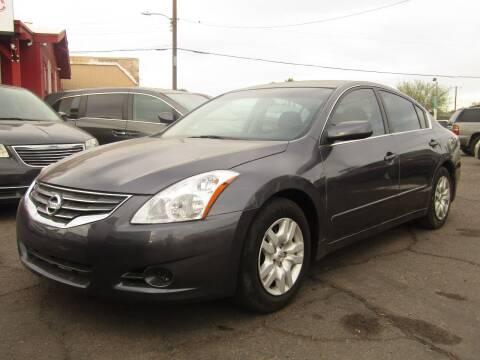 2012 Nissan Altima for sale at Van Buren Motors in Phoenix AZ