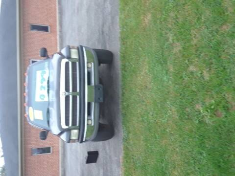 2002 Dodge Ram Pickup 2500 for sale at Dun Rite Car Sales in Downingtown PA
