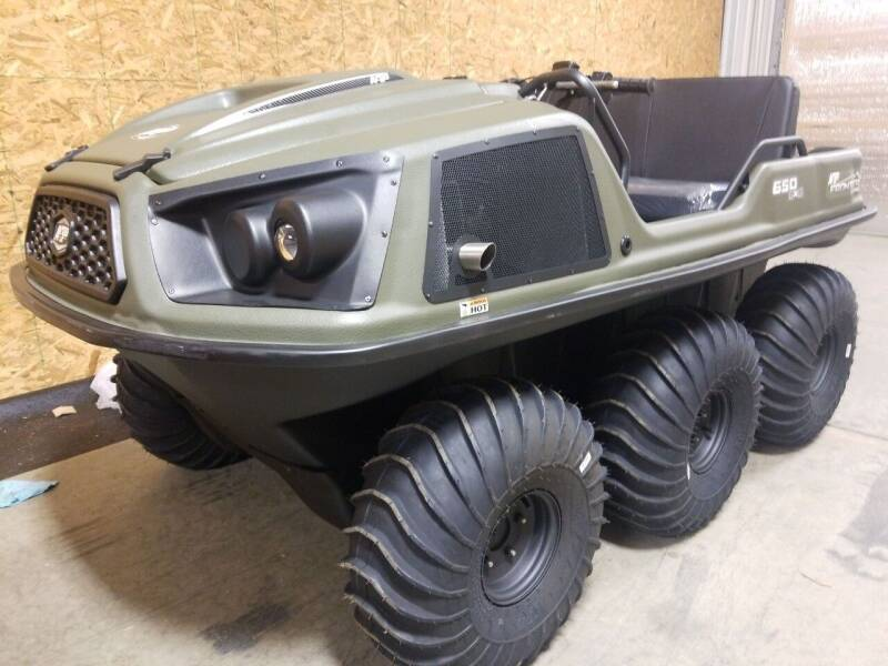 2021 Argo Frontier for sale at W V Auto & Powersports Sales in Cross Lanes WV