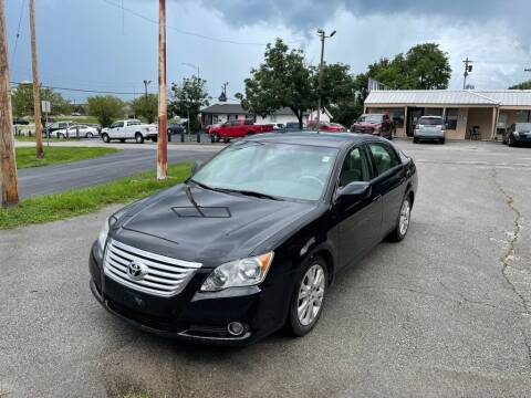 2008 Toyota Avalon for sale at Auto Hub in Grandview MO