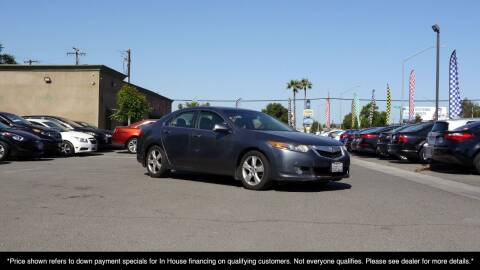 2009 Acura TSX for sale at Westland Auto Sales in Fresno CA